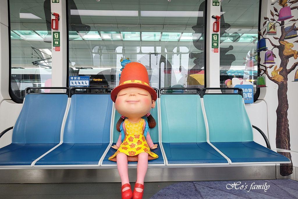 【淡海輕軌】遇見幾米!淡海輕軌怎麼搭、線路圖、一日票、營運時間13.JPG