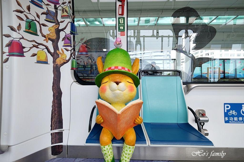 【淡海輕軌】遇見幾米!淡海輕軌怎麼搭、線路圖、一日票、營運時間12.JPG