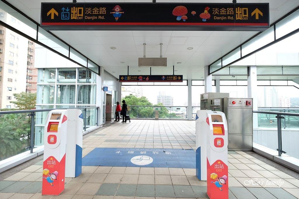 【淡海輕軌】遇見幾米!淡海輕軌怎麼搭、線路圖、一日票、營運時間23.JPG