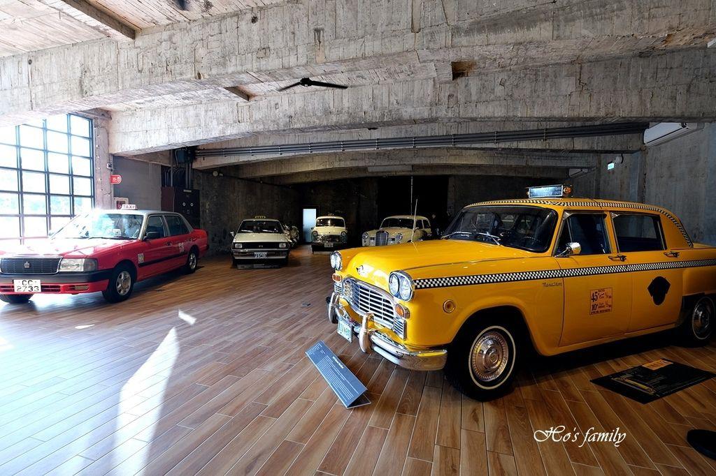 【宜蘭蘇澳親子室內景點】雨天備案計程車博物館4.JPG
