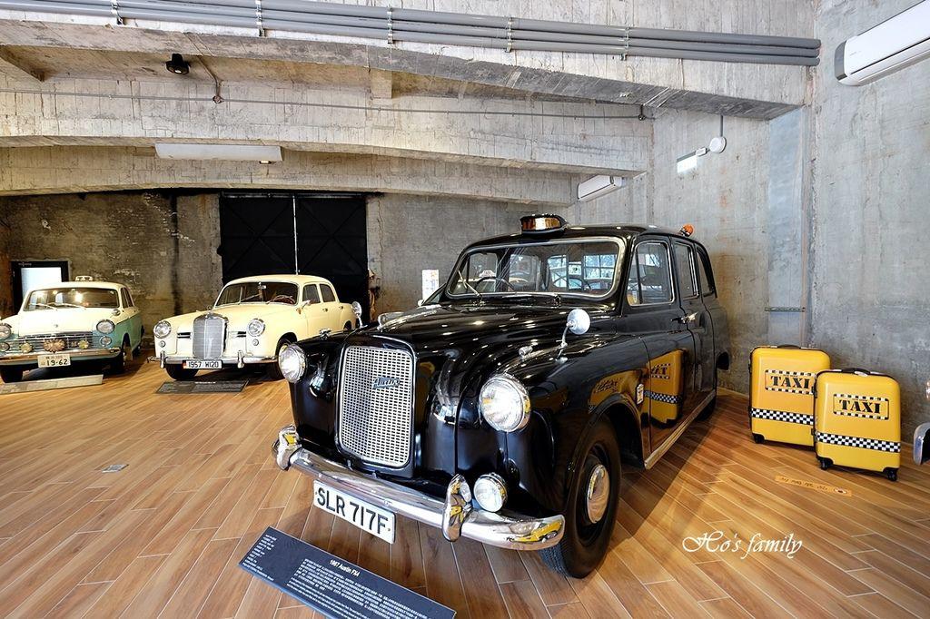 【宜蘭蘇澳親子室內景點】雨天備案計程車博物館5.JPG