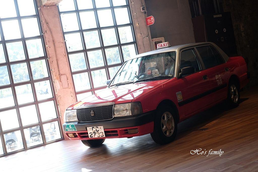 【宜蘭蘇澳親子室內景點】雨天備案計程車博物館9.JPG