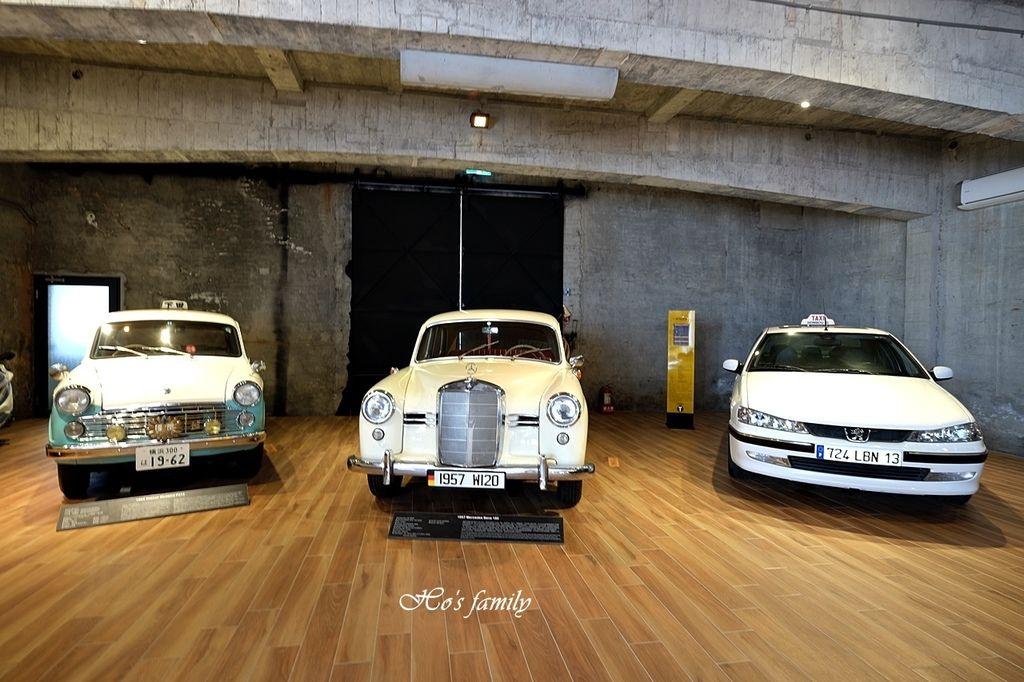 【宜蘭蘇澳親子室內景點】雨天備案計程車博物館6.JPG