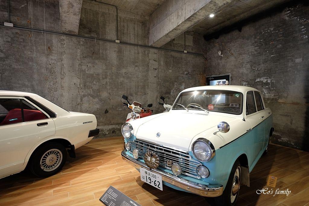 【宜蘭蘇澳親子室內景點】雨天備案計程車博物館7.JPG