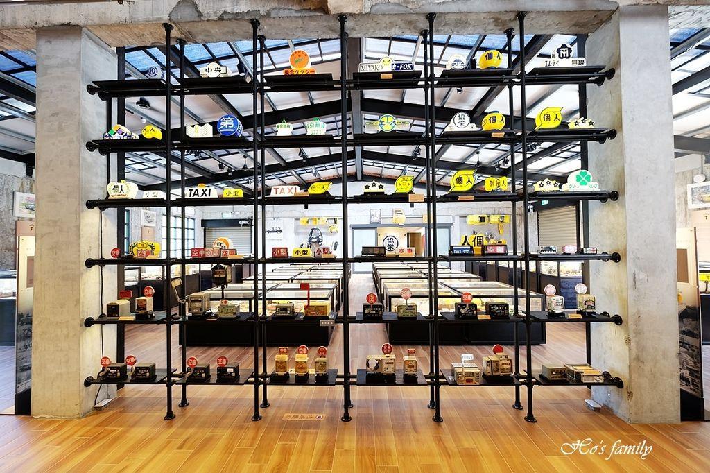 【宜蘭蘇澳親子室內景點】雨天備案計程車博物館16.JPG