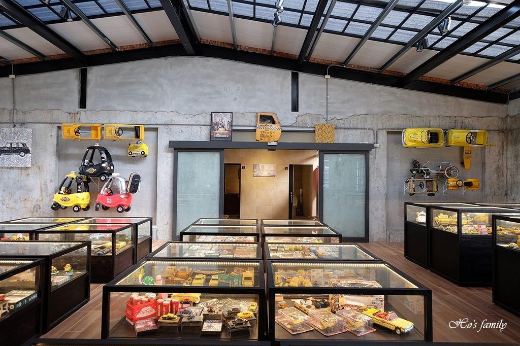 【宜蘭蘇澳親子室內景點】雨天備案計程車博物館19.JPG