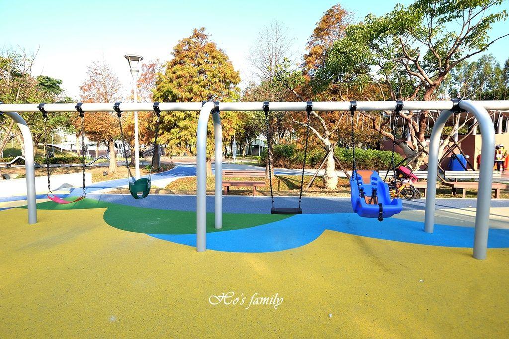 【桃園親子景點】新勢公園共融兒童遊戲場28.JPG