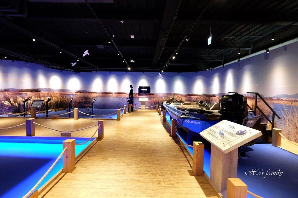 【台中室內親子景點】寶熊漁樂碼頭~世界唯一巨無霸旋轉釣魚機在這裡!亞洲首座釣魚觀光工廠玩虛擬釣魚、3D劇場、親子DIY、美式遊樂場11.JPG