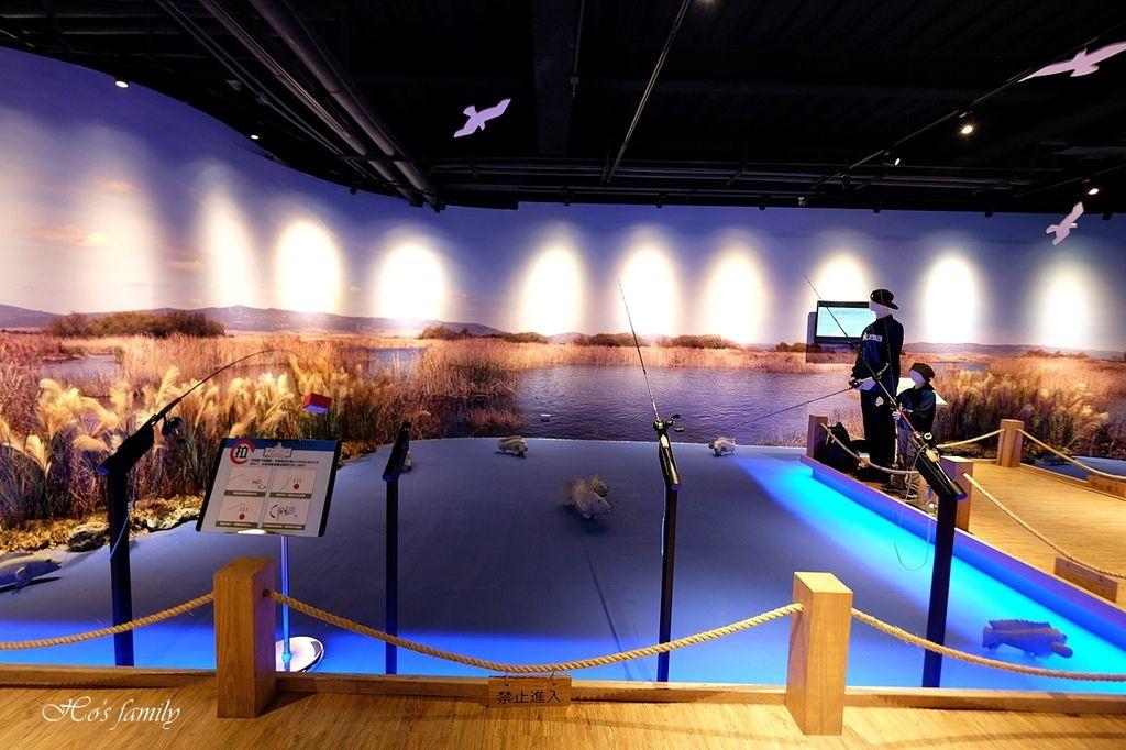 【台中室內親子景點】寶熊漁樂碼頭~世界唯一巨無霸旋轉釣魚機在這裡!亞洲首座釣魚觀光工廠玩虛擬釣魚、3D劇場、親子DIY、美式遊樂場14.JPG