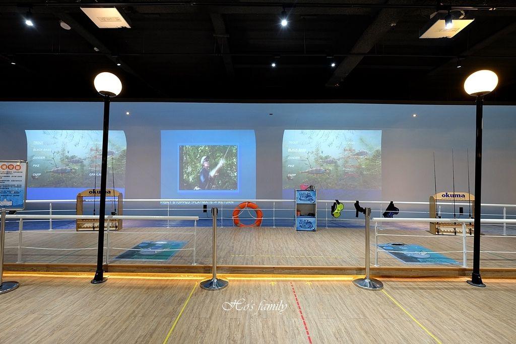 【台中室內親子景點】寶熊漁樂碼頭~世界唯一巨無霸旋轉釣魚機在這裡!亞洲首座釣魚觀光工廠玩虛擬釣魚、3D劇場、親子DIY、美式遊樂場30.JPG