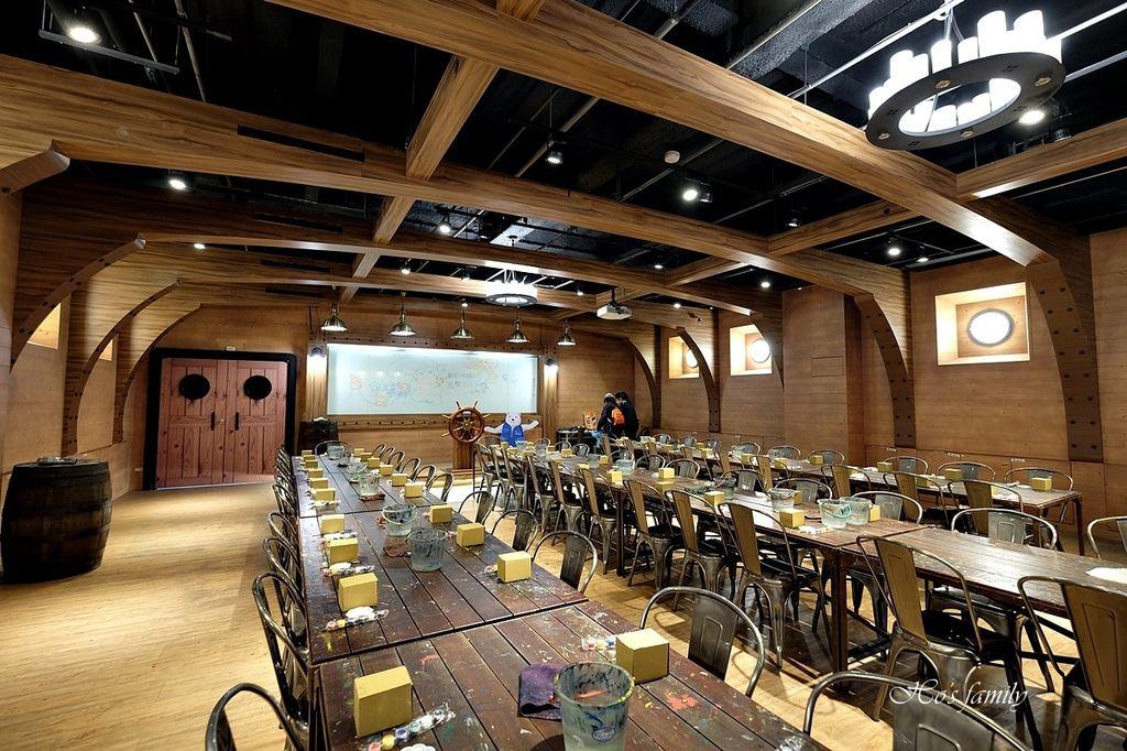 【台中室內親子景點】寶熊漁樂碼頭~世界唯一巨無霸旋轉釣魚機在這裡!亞洲首座釣魚觀光工廠玩虛擬釣魚、3D劇場、親子DIY、美式遊樂場37.JPG