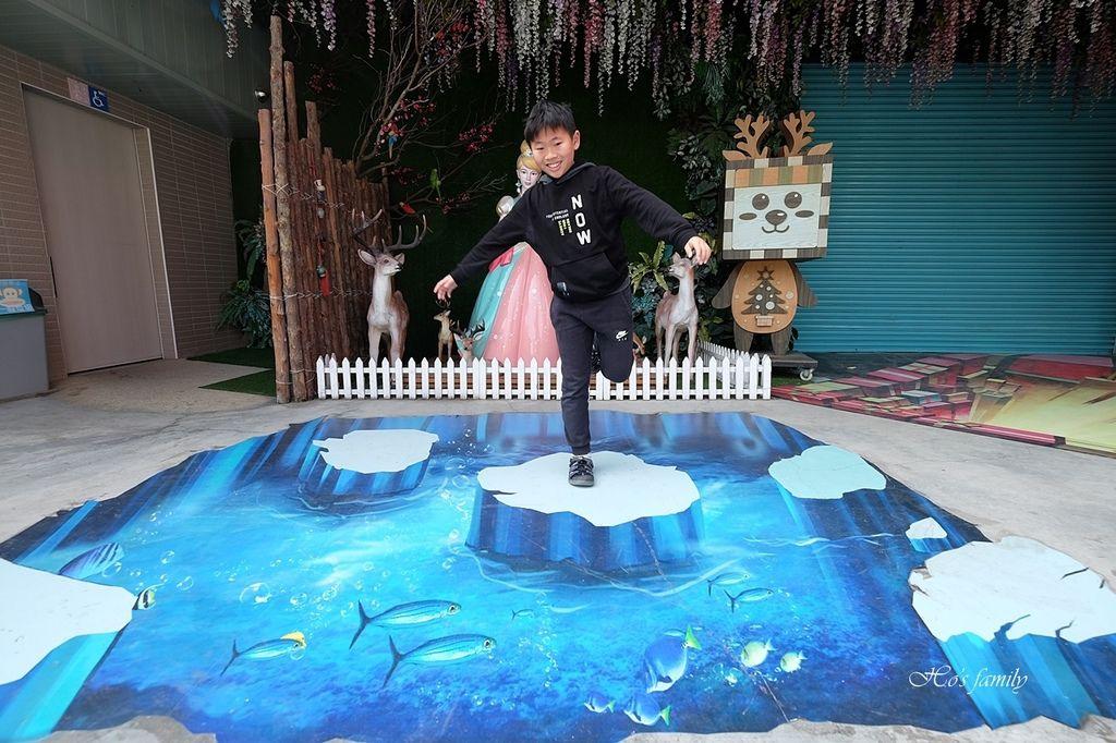 【台中后里親子室內景點】約客&厚禮 築夢手創館3.JPG