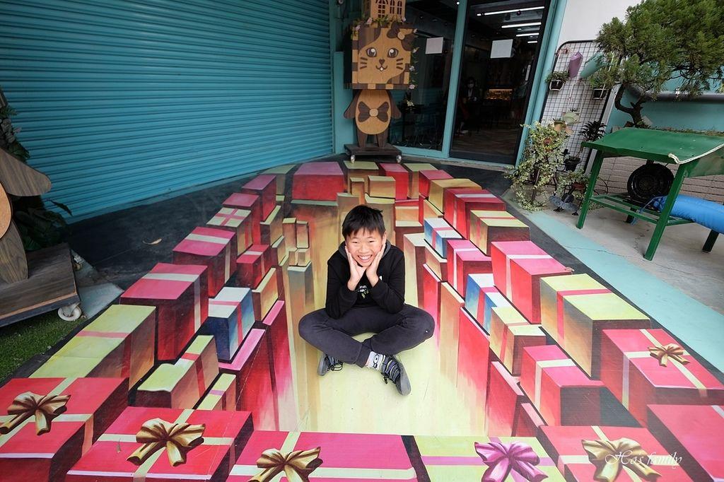 【台中后里親子室內景點】約客&厚禮 築夢手創館4.JPG