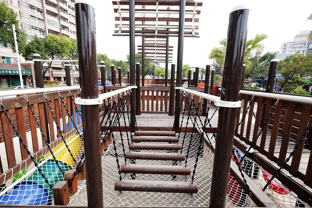 【屏東親子景點】親子公園沙坑遊戲場永大公園12.JPG