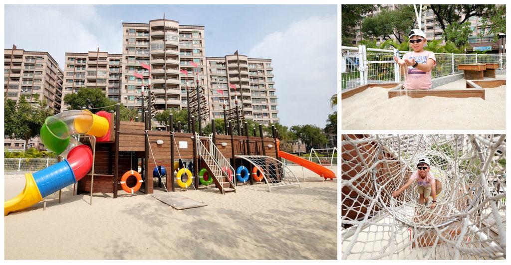 【屏東親子景點】親子公園沙坑遊戲場永大公園fb.jpg