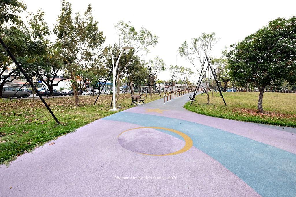 【屏東親子景點】親子公園沙坑遊戲場永大公園35.JPG