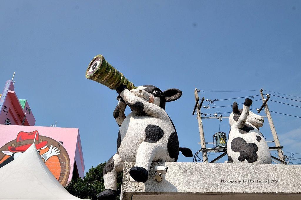 【雲林親子景點】千巧谷牛樂園牧場~免門票親子農場進距離親近餵乳牛、玩沙2.JPG