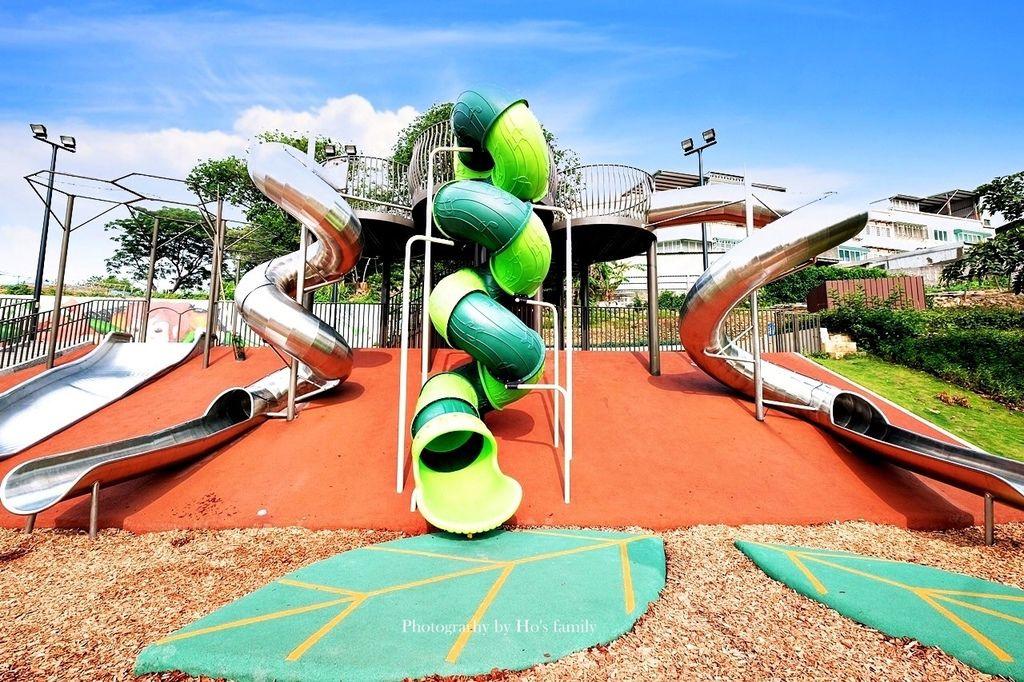 新北鶯歌親子公園永吉公園怎麼去、炮仗花、免費戲水景點4.JPG