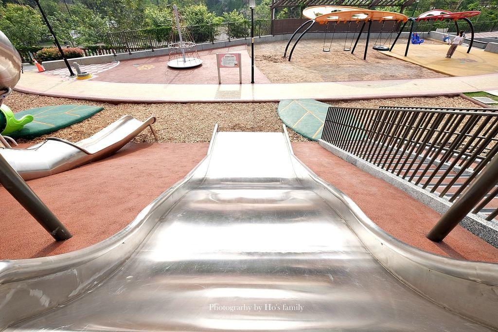 新北鶯歌親子公園永吉公園怎麼去、炮仗花、免費戲水景點13.JPG