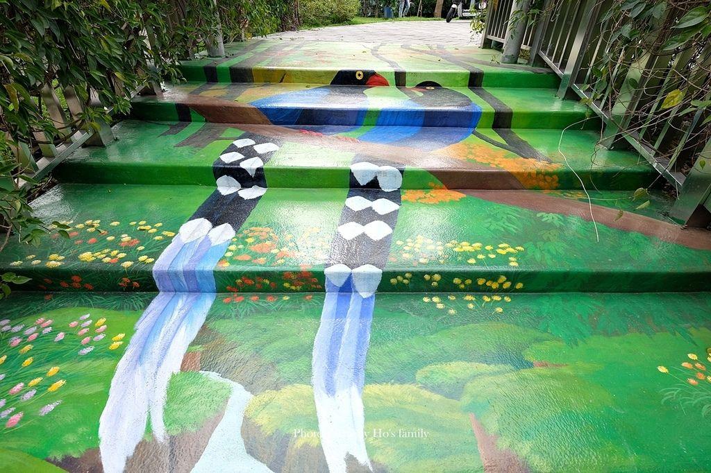 新北鶯歌親子公園永吉公園怎麼去、炮仗花、免費戲水景點46.JPG