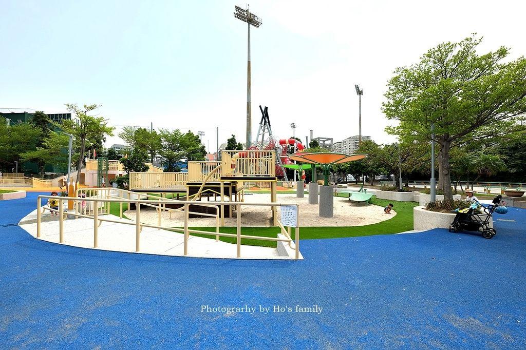【天母夢想樂園】天母棒球場共融親子公園遊戲場!天母夢想公園、棒球溜滑梯、交通3.JPG