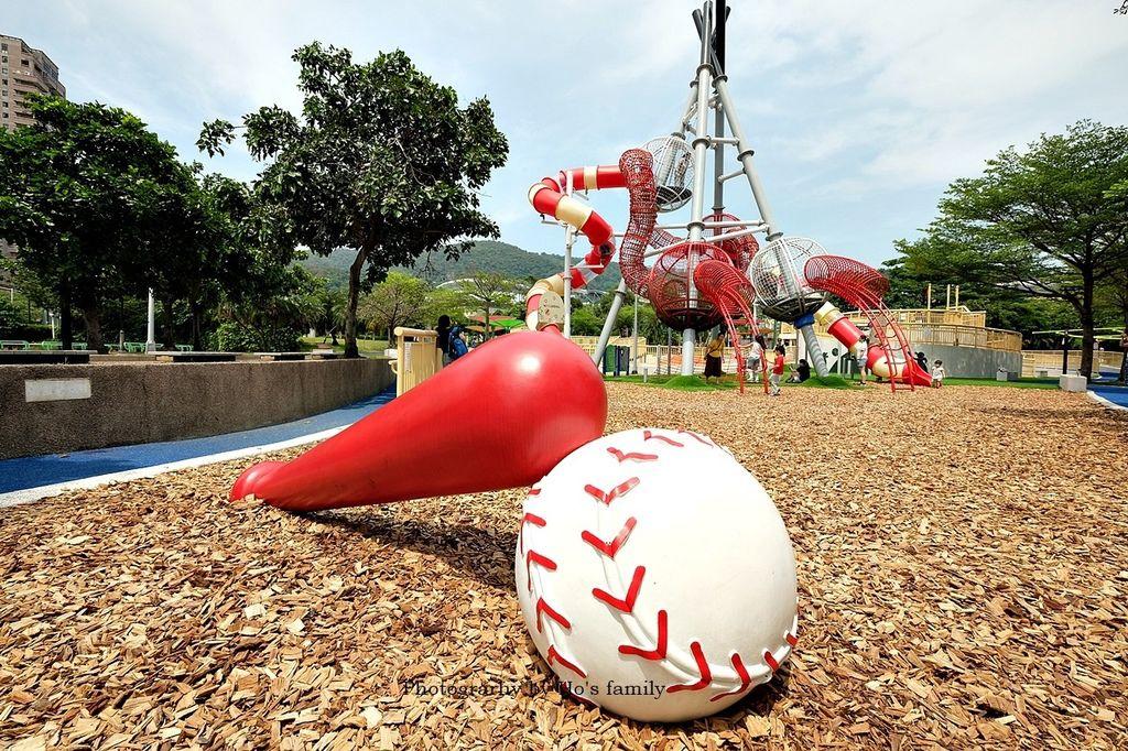 【天母夢想樂園】天母棒球場共融親子公園遊戲場!天母夢想公園、棒球溜滑梯、交通10.JPG