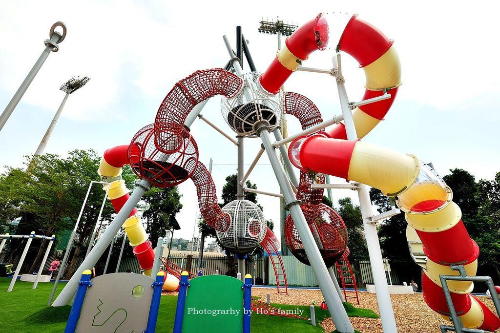 【天母夢想樂園】天母棒球場共融親子公園遊戲場!天母夢想公園、棒球溜滑梯、交通15.JPG