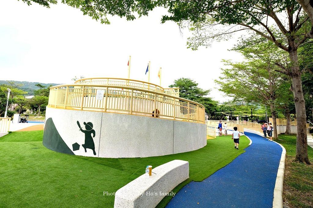 【天母夢想樂園】天母棒球場共融親子公園遊戲場!天母夢想公園、棒球溜滑梯、交通20.JPG