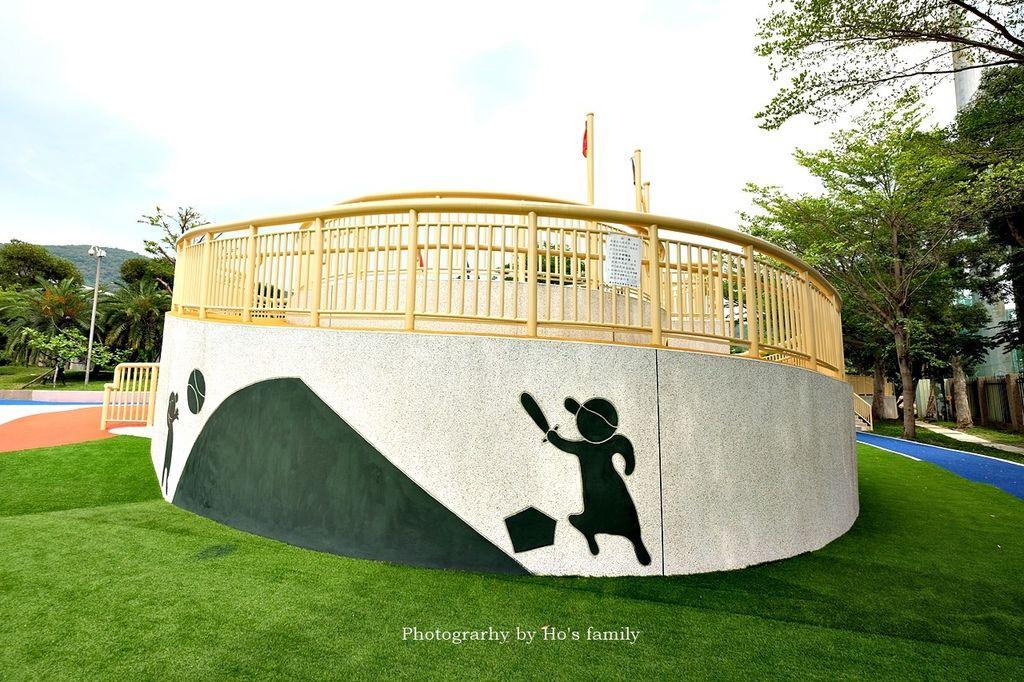【天母夢想樂園】天母棒球場共融親子公園遊戲場!天母夢想公園、棒球溜滑梯、交通22.JPG