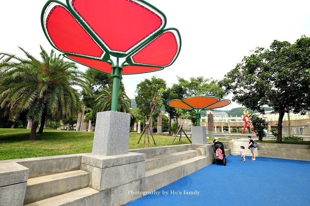 【天母夢想樂園】天母棒球場共融親子公園遊戲場!天母夢想公園、棒球溜滑梯、交通33.JPG