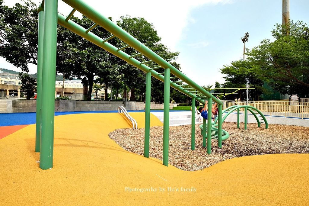 【天母夢想樂園】天母棒球場共融親子公園遊戲場!天母夢想公園、棒球溜滑梯、交通31.JPG