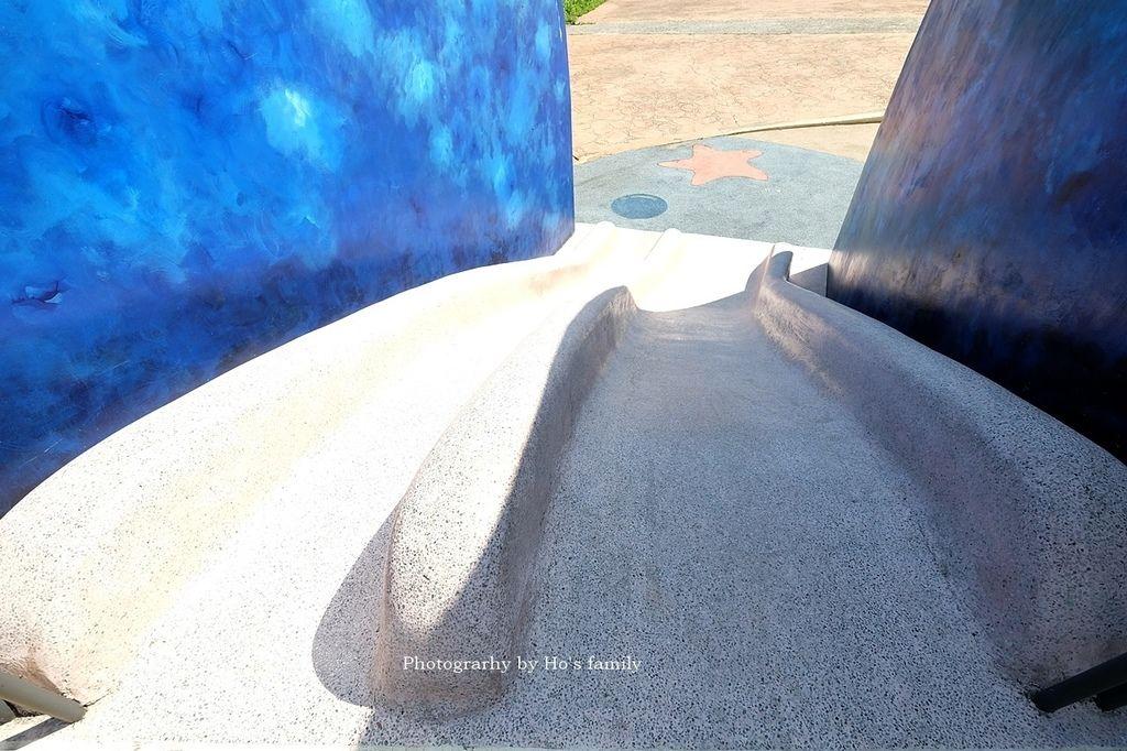【新北特色公園】八里商港防災公園~大鯨魚地景共融公園遊戲場,八里親子景點一日遊推薦9.JPG