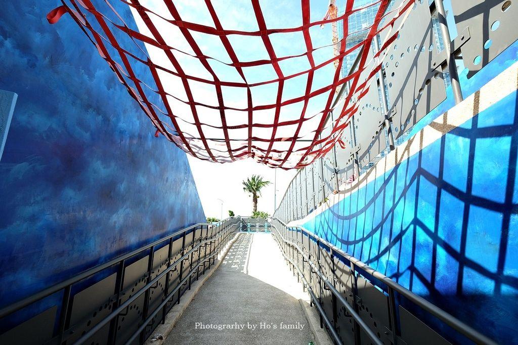 【新北特色公園】八里商港防災公園~大鯨魚地景共融公園遊戲場,八里親子景點一日遊推薦7.JPG