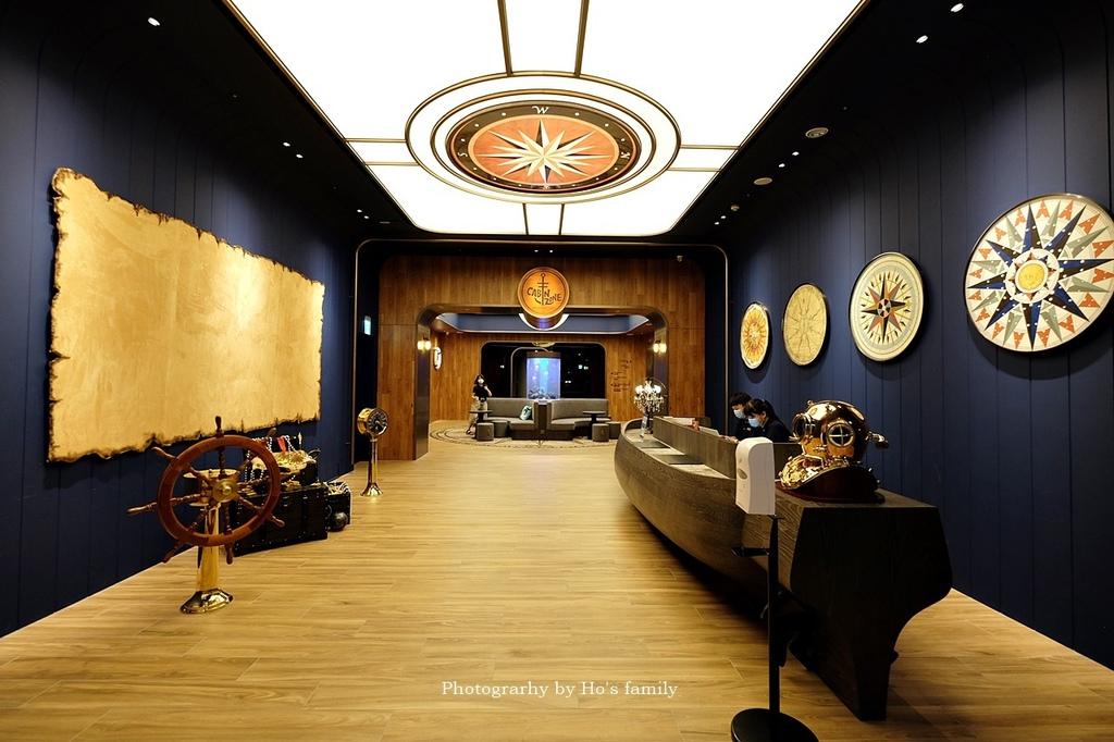【和逸飯店桃園青埔館】Xpark住宿、室內BBQ露營野餐、船艙造型酒吧、夜宿水族館16.JPG