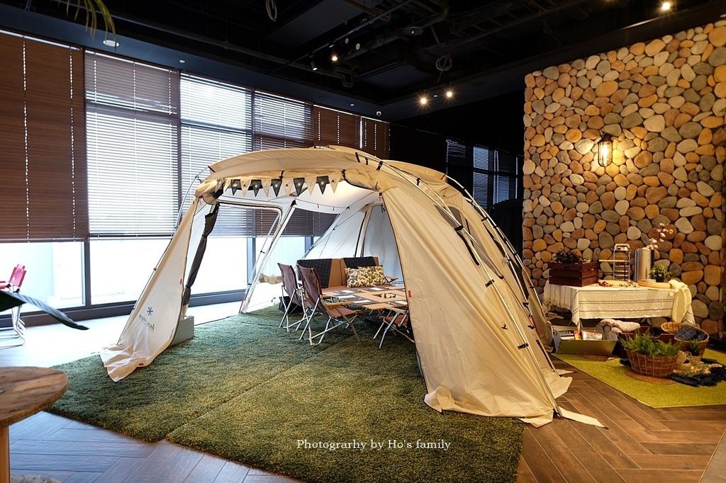 【和逸飯店桃園青埔館】Xpark住宿、室內BBQ露營野餐、船艙造型酒吧、夜宿水族館47.JPG