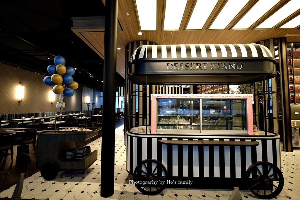 【和逸飯店桃園青埔館】Xpark住宿、室內BBQ露營野餐、船艙造型酒吧、夜宿水族館43.JPG