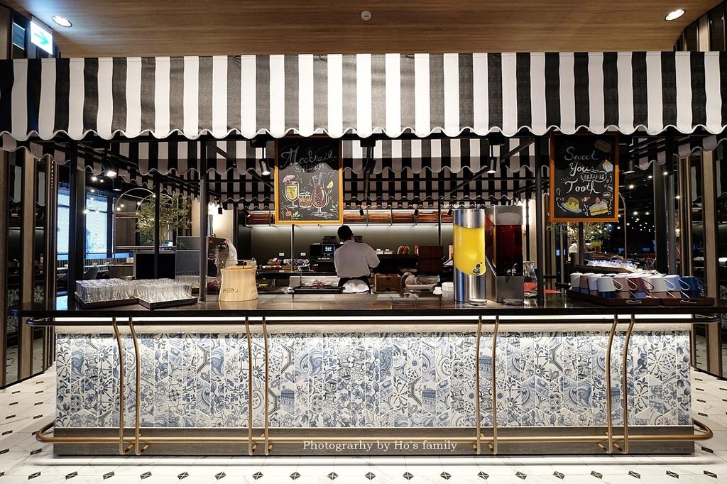 【和逸飯店桃園青埔館】Xpark住宿、室內BBQ露營野餐、船艙造型酒吧、夜宿水族館52.JPG