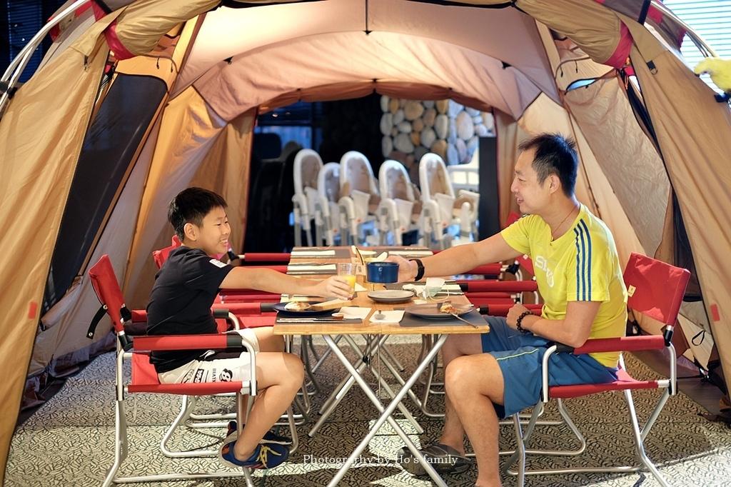 【和逸飯店桃園青埔館】Xpark住宿、室內BBQ露營野餐、船艙造型酒吧、夜宿水族館62.JPG