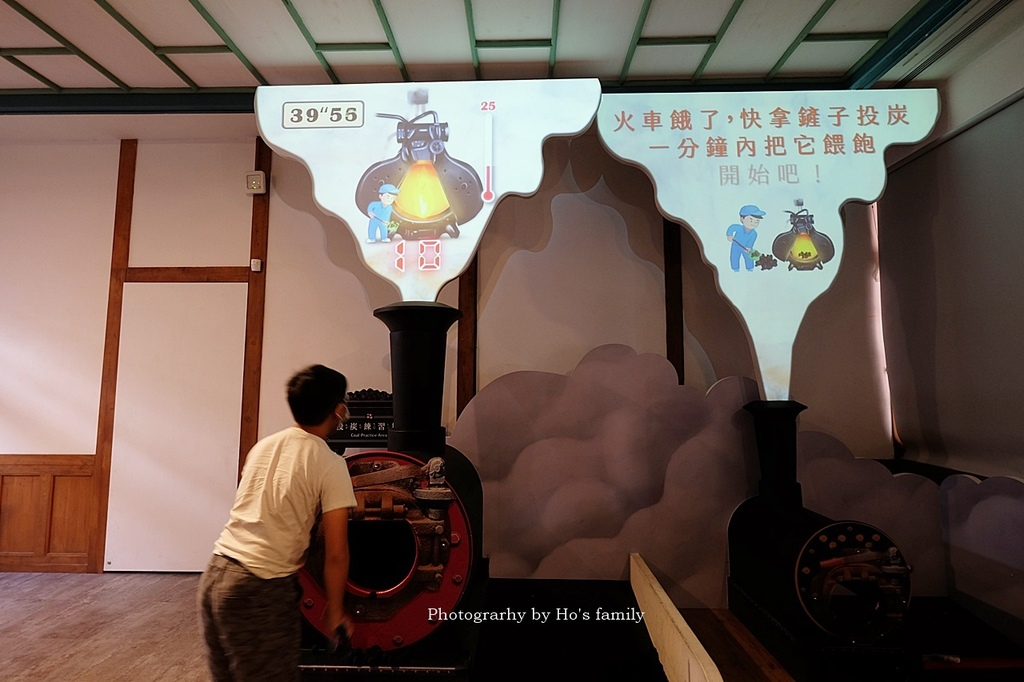 【台北親子室內景點】國立臺灣博物館鐵道部園區44.JPG