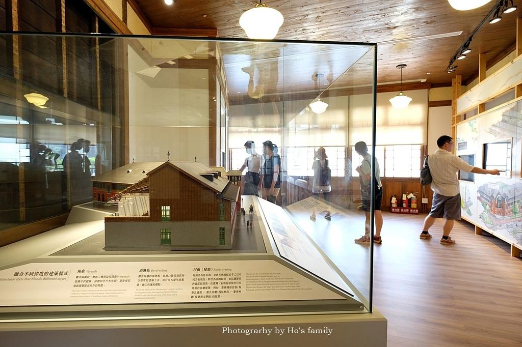 【台北親子室內景點】國立臺灣博物館鐵道部園區95.JPG