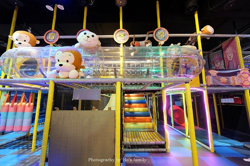 【台北親子室內景點】爬爬客親子樂園台北ATT大直店5.JPG