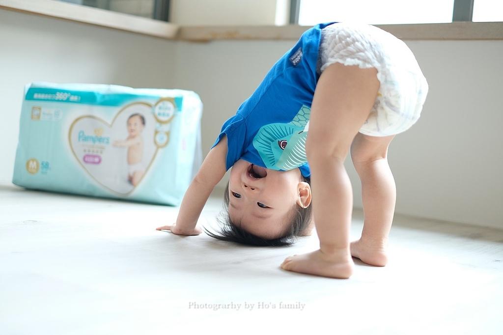 【嬰兒尿布推薦】幫寶適一級幫褲型拉拉褲.JPG