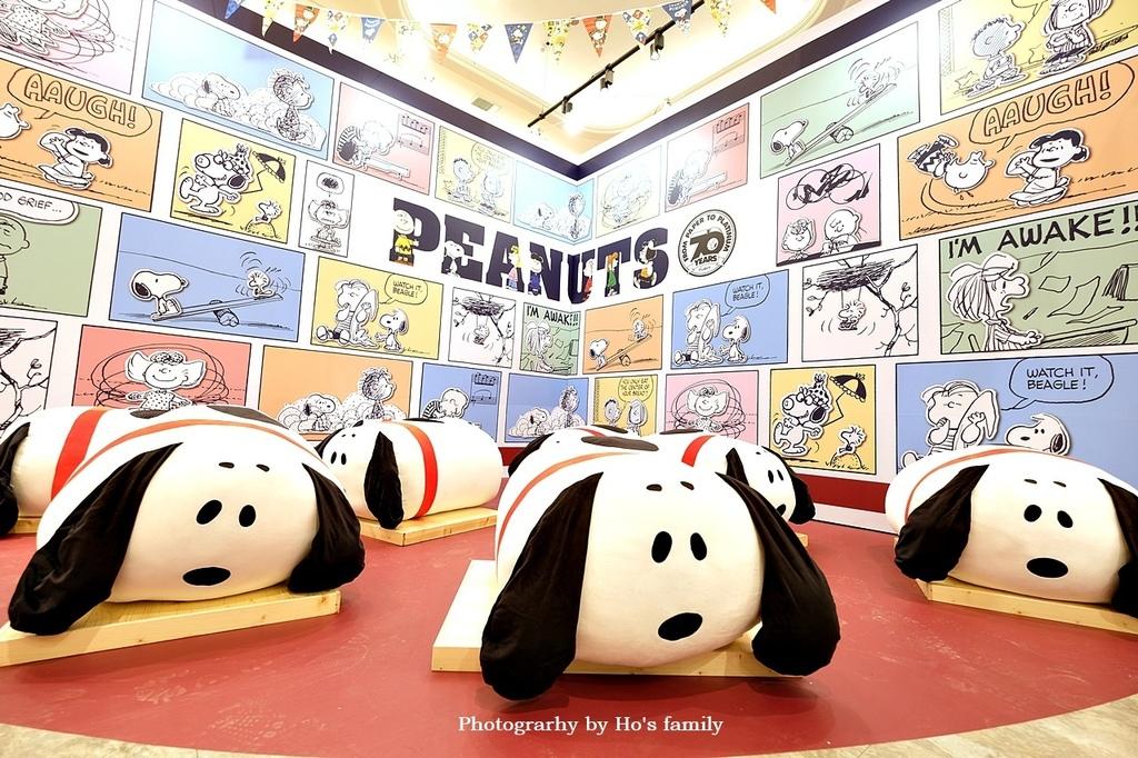 2021寒假台北親子展覽PEANUTS™ 花生漫畫70週年巡迴展15.JPG