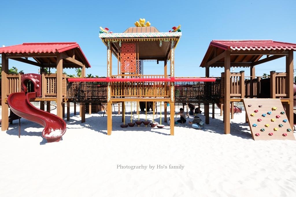 【屏東親子公園】麟洛客家花轎遊戲場免費玩沙玩水看火車8.JPG