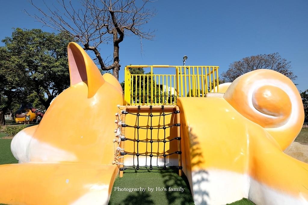 【屏東親子公園】蘭州街勝利動物溜滑梯公園11.JPG