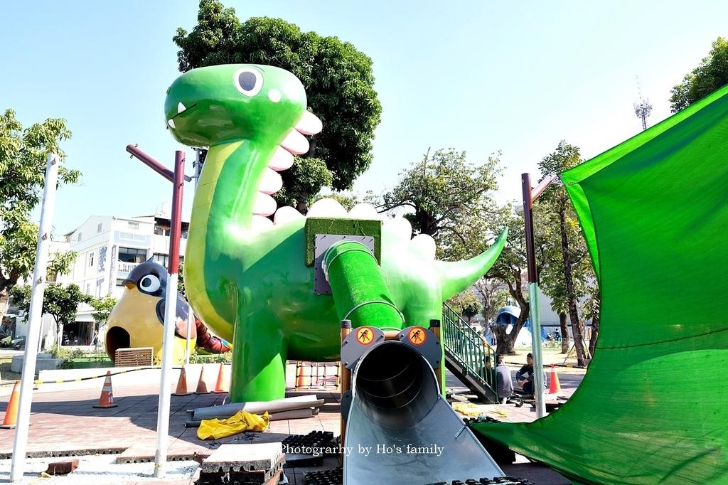 【屏東親子公園】蘭州街勝利動物溜滑梯公園24.JPG