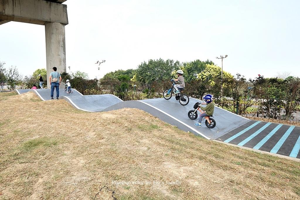 【新竹親子公園】頭前溪左岸Pushbike滑輪公園9.JPG