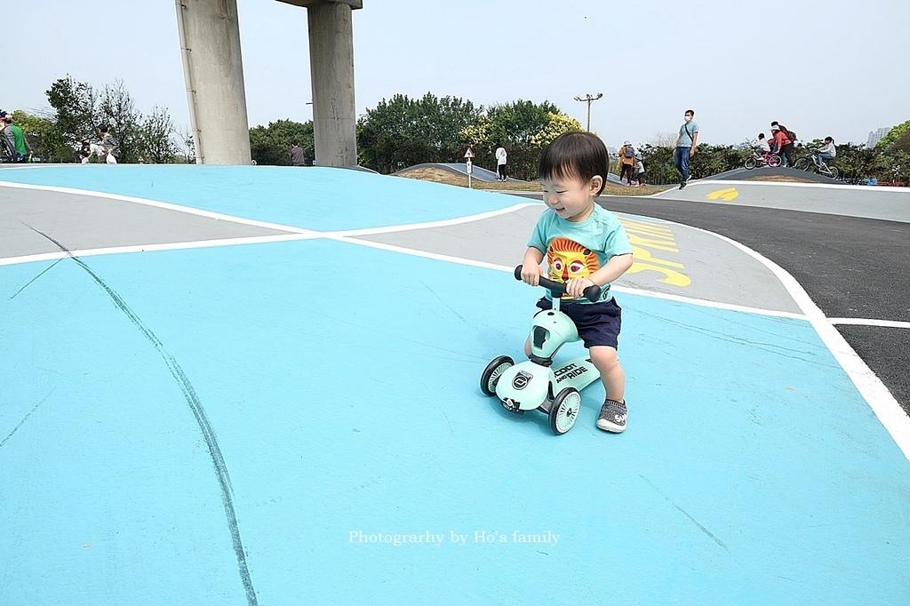 【新竹親子公園】頭前溪左岸Pushbike滑輪公園14.JPG