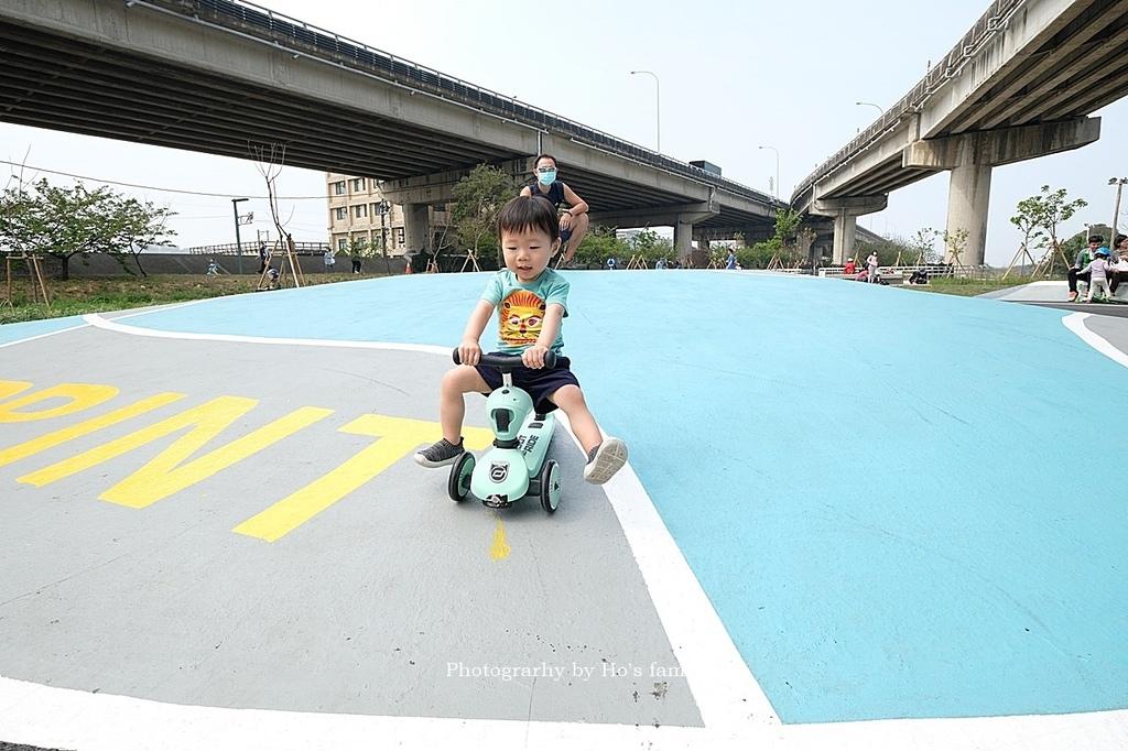 【新竹親子公園】頭前溪左岸Pushbike滑輪公園13.JPG