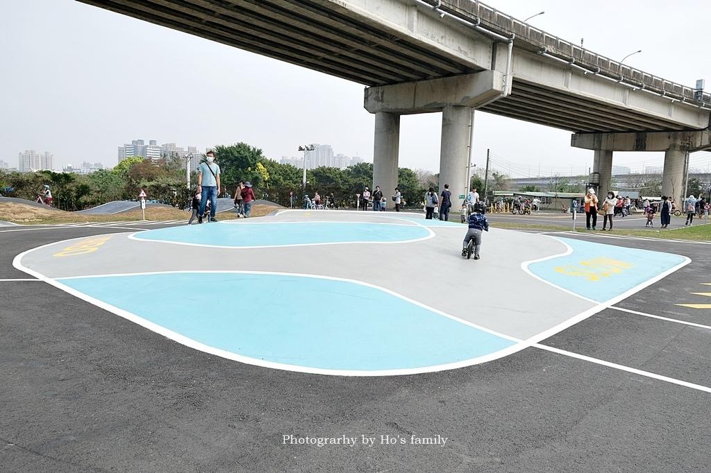 【新竹親子公園】頭前溪左岸Pushbike滑輪公園12.JPG